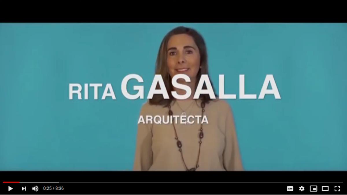 Arquitectura saludable, entrevista a Galow en In Madrid, programa de Telemadrid