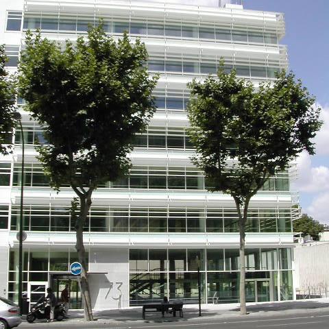 Sede Fortis Bank. Madrid