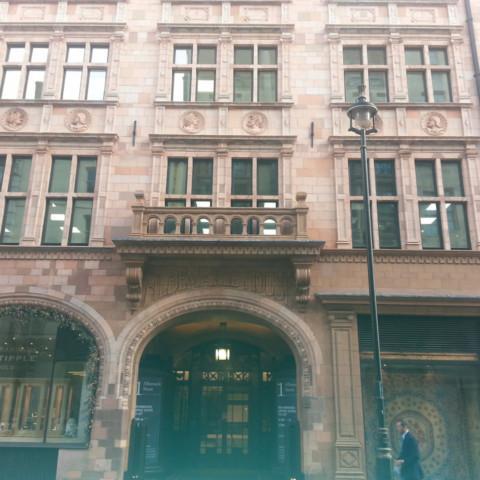 Proyecto para implantación de oficinas en Book Street y en Vere Stret