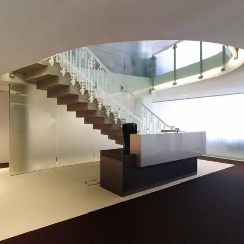 Sede Banque BPP. Luxemburgo