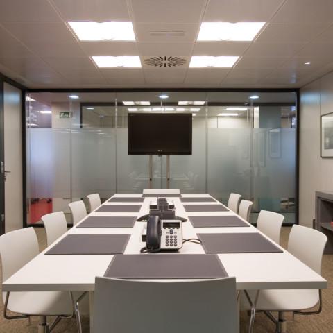 Oficinas Copasa. Madrid