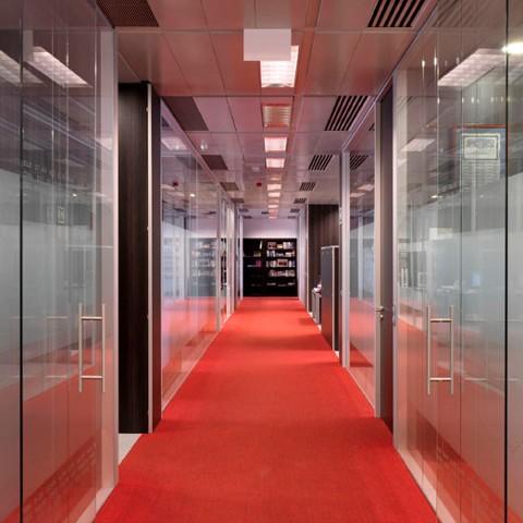 Sede Cygnus Asset Management. Madrid