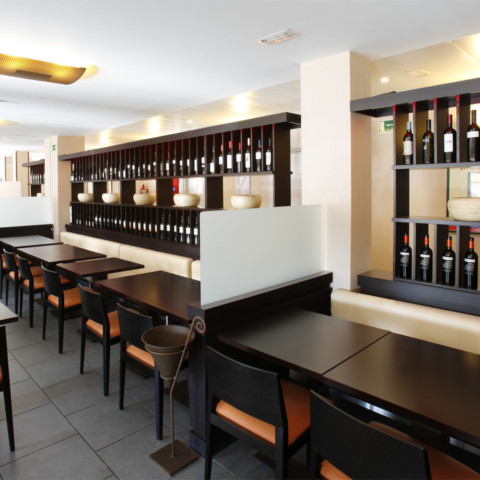 Imagen corporativa Restaurantes/Vinotecas Accor