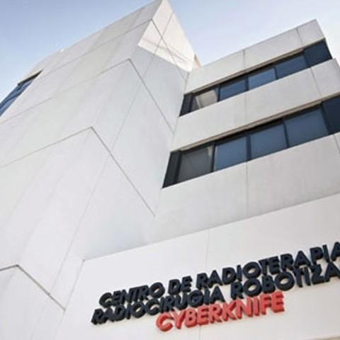 Edificio Clínica Oncológica IMO. Tánger