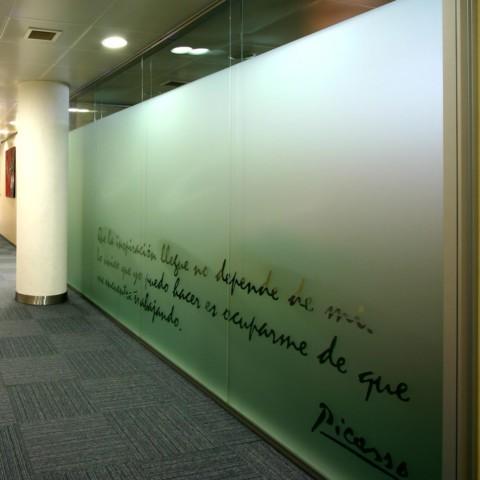 Oficinas Merck Serono. Madrid