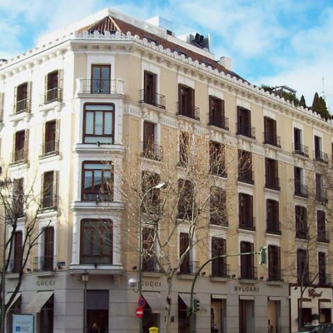 Sede Banca Privada para Banco Alcalá