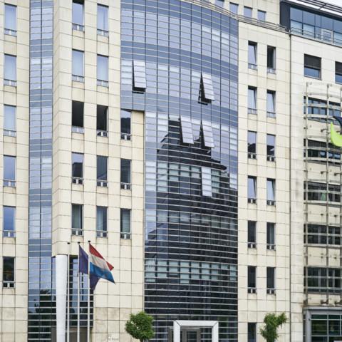 Ampliación Sede Banca Privada para Banque BPP