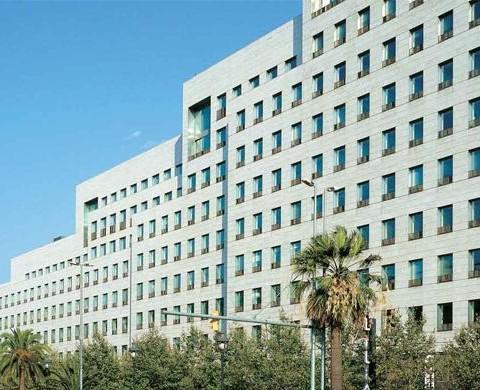 Sede de IBM, Barcelona