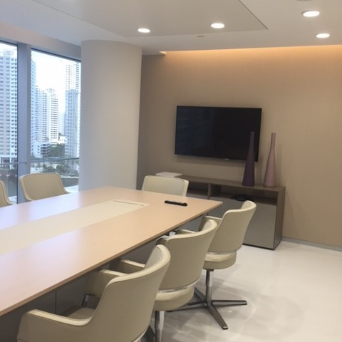 Sede Beta Capital Management. Miami