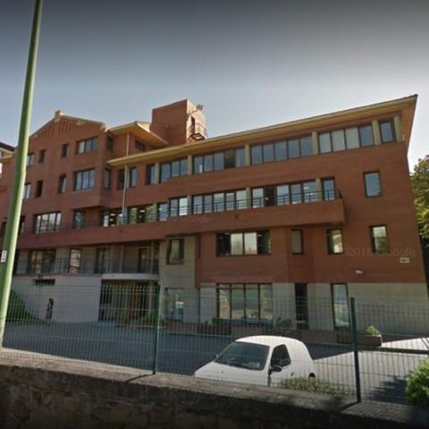 Sede de IBM en Getxo, Vizcaya