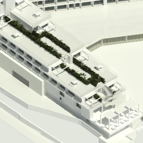 Reforma Hotel Presidente. Ibiza