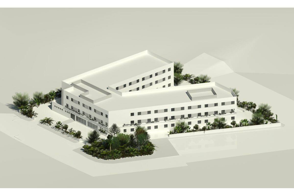Proyecto Hotel Galow Arquitectura saludable Accor Madrid1