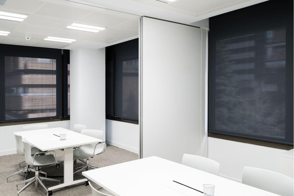 Galow Arquitectura saludable interiorismo well reuniones trabajo activo oficinas