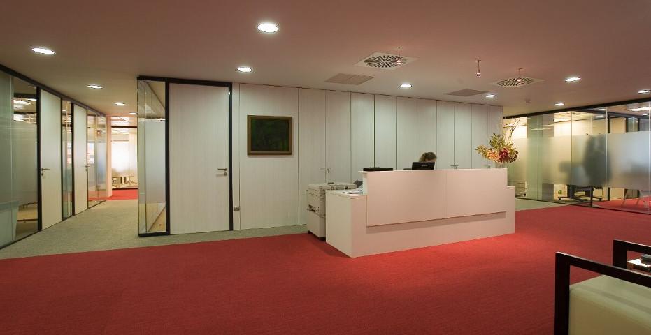 Oficinas Copasa. Madrid 2008