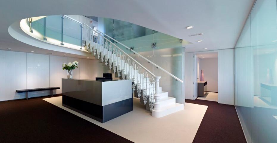 Sede Banca Privada para Banque BPP. Luxemburgo 2012 a 2016
