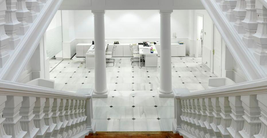 Sede de Banco Alcalá. Madrid 2012 a 2014