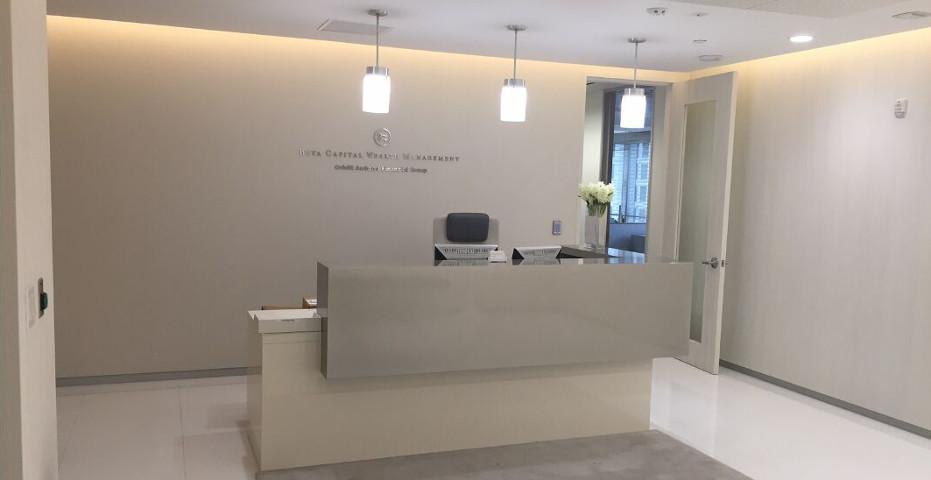Sede Banca Privada para Beta Capital Management Miami. EEUU 2015