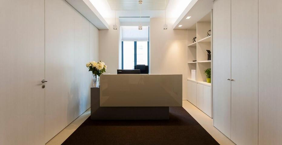 Sede Banca Privada para Banque BPP Lisboa. Portugal 2016