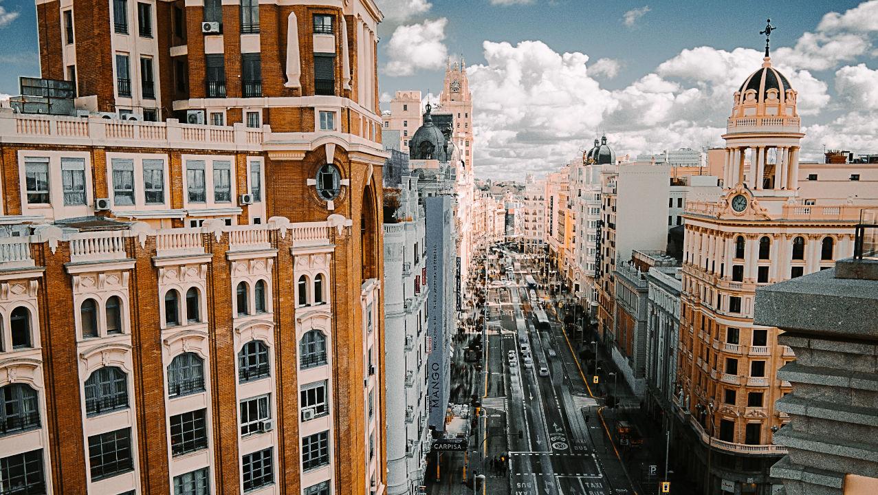 Madrid Foto de Mario Gutierrez