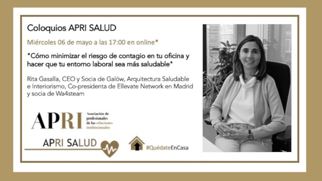 Apri Salud Con Rita Gasalla