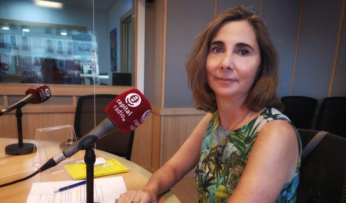 Arquitectura saludable a través de la monitorización de datos.- Rita Gasalla en Capital Radio